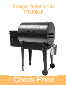 Traeger Pellet Grills TFB30KLF | Best smoker for traveller