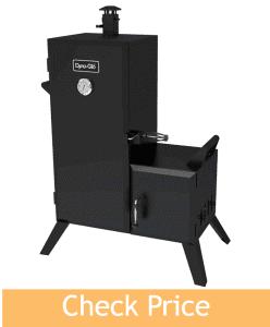 Dyna-Glo DGO1176BDC-D | Best Vertical Offset Charcoal Smoker