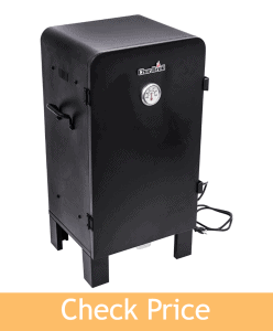 Char-Broil Analog Electric Smoker | Best Budget Grill Smoker