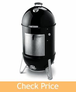 Weber 22-inch Smokey Mountain Cooker