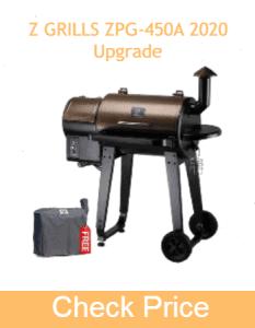 Z GRILLS ZPG-450A 2020 Upgrade | Best Pellet Smoker for beginners