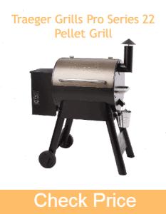 Traeger Grills Pro Series 22 Pellet Grill