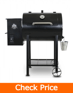 PIT BOSS 700FB Pellet Grill - Best for large families