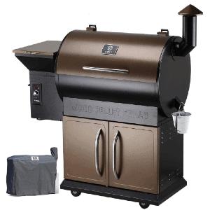 Z Grills Wood Pellet Grill Smoker | Best Digital Pillet Grill
