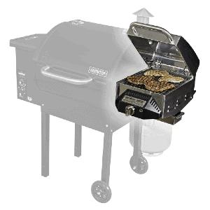 Camp Chef Pellet Grill Accessory SmokePro BBQ Propane Sear Box
