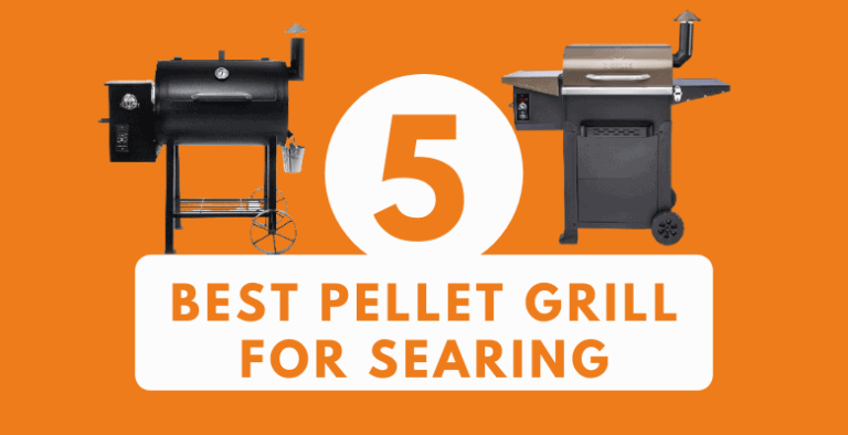 5 Best pellet grill for searing in 2021 | Top Pick Reviews