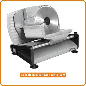 OSTBA Meat Slicer 200W Electric Deli Food Slicer