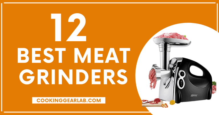 12 Best Meat Grinders 2021 [Expert's Choice] – CookingGearLab