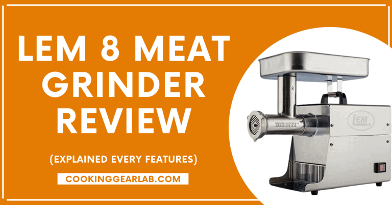 LEM 8 Meat Grinder Review – Meat Grinder Reviews [Tested]