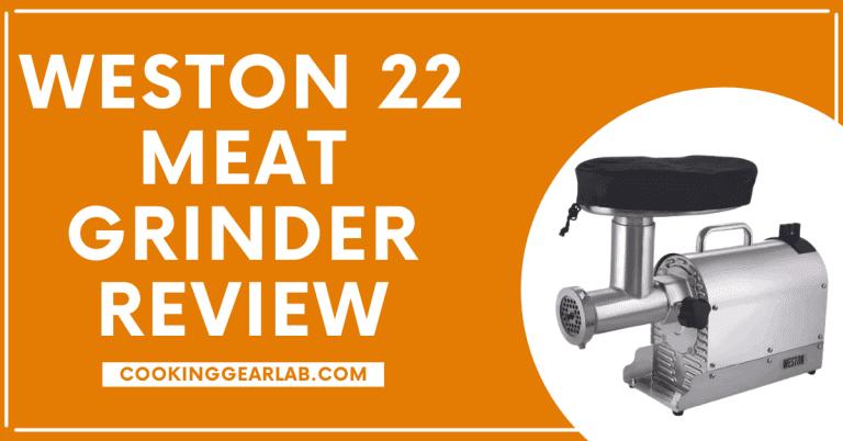 Weston 22 Meat Grinder Review – Best Meat Grinder Review