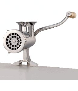 LEM Products #10 - Best Heavy Duty Manual Meat Grinder for home